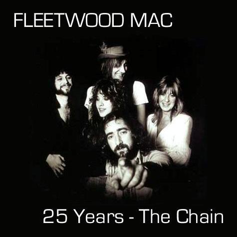 Fleetwood Mac - 25 Years: The Chain (4CD) 1992