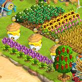 Скриншот игры Фазенда
