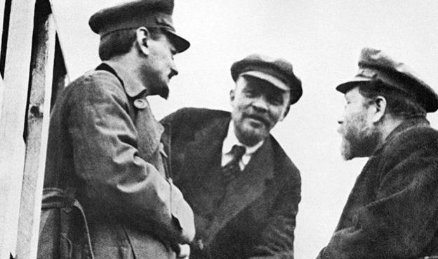 Магия на службе революции 1917 года